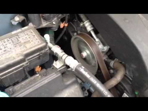 2007 Honda Pilot Power Steering Problem Youtube