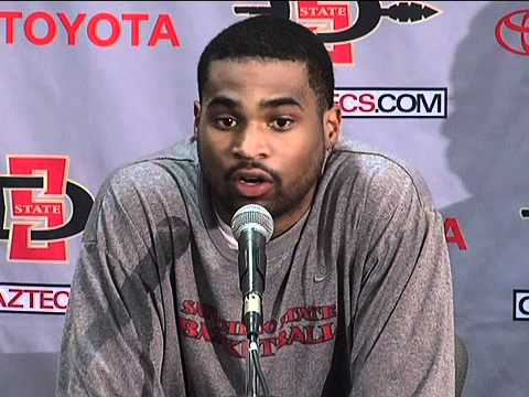 Postgame Press Conference: Chase Tapley & LaBradford Franklin 02/01/12