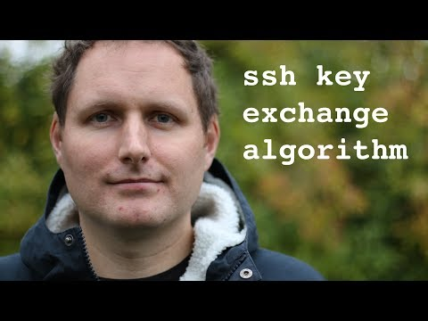 SSH Problem: Key Exchange Algorithm | MacOS & Cisco