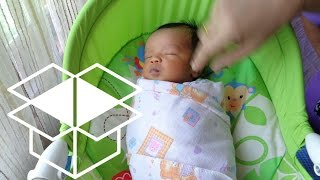 Unboxing Fisher Price Newborn To Toddler Portable Rocker (indonesia)