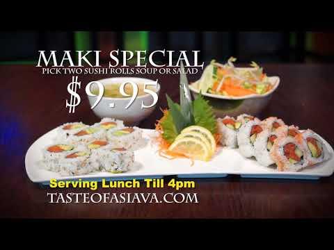 Taste of Asia Lunch Roanoke