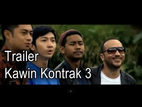 TRAILER KAWIN KONTRAK 3 - COMING SOON