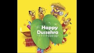 Happy Dasara | Happy Dussehra | Wishing You a Very Happy dussehra 2020 #ShubhAarambh #FestiveTreats