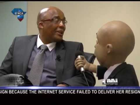 Late Nite  with Loyiso Gola  Chester Missing s Aaron Motsoaledi the Minister of Health