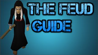 The Feud Quest Guide Old School RuneScape 2007