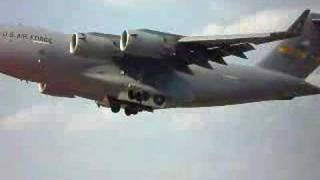 C-17 Globemaster Unrestricted Climb