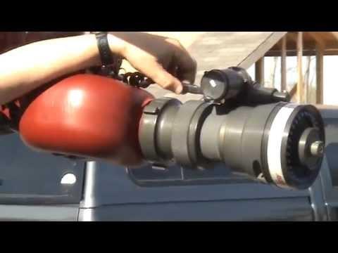 Truck - 2 Master Stream Emergency Operations