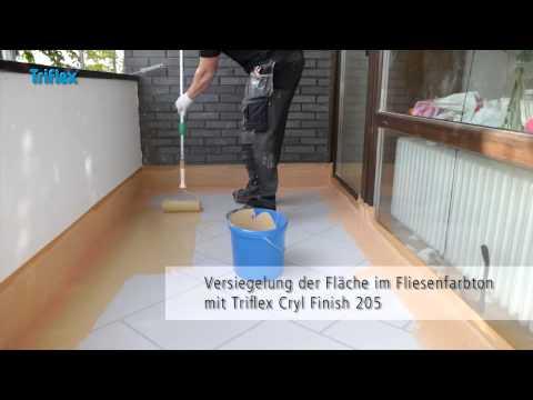 Außentreppensanierung die balkonwerkstatt triflex schulungsfilm