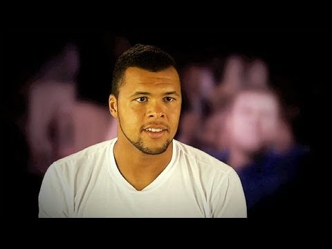 Jo-Wilfried Tsonga Is Profiled In ATP World Tour Uncovered