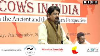 Mr. Santosh Bhartiya  | COWS IN INDIA - From Ancient and Modern Perspective