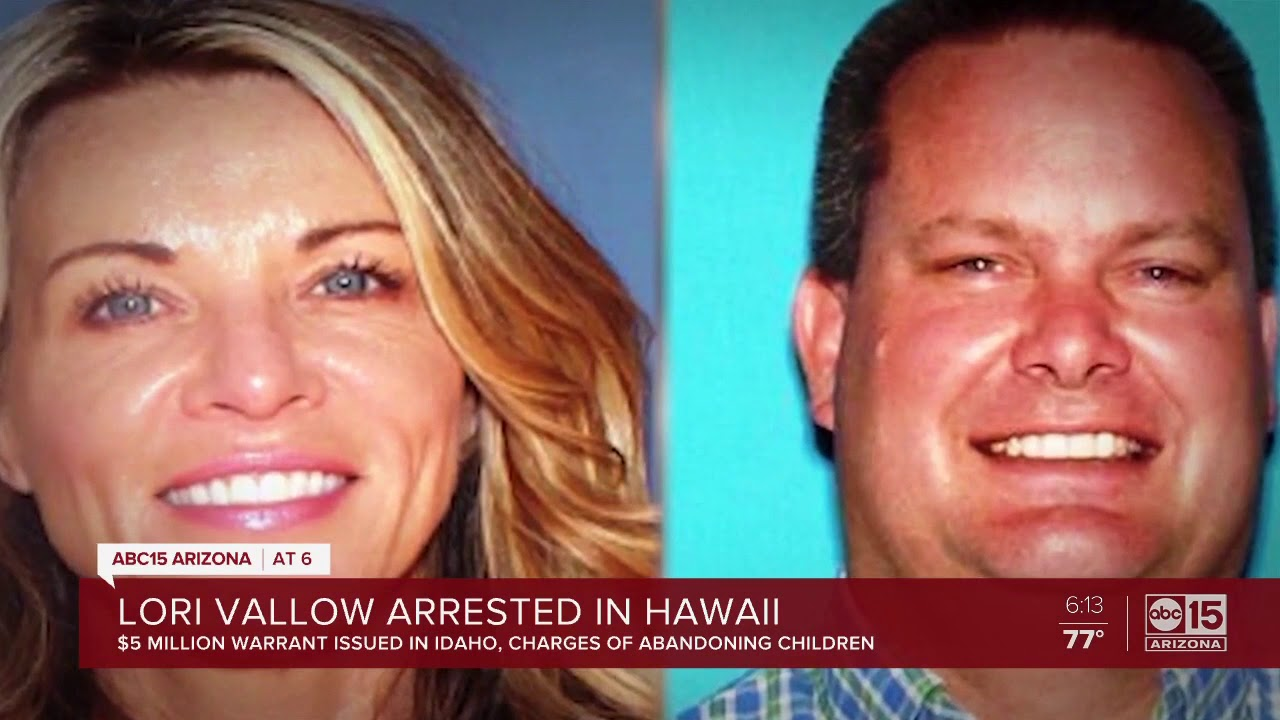 Mom of missing Idaho children arrested in Hawaii; Kauai police don't ...