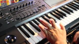 KORG KRONOS X - Bộ Sound Engine Korg Polysix
