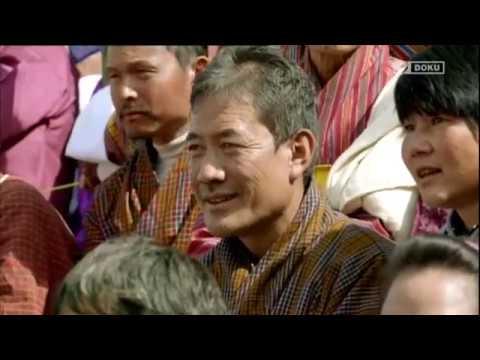 Bhutan: Das Geheimnis des Glücks ( Doku )