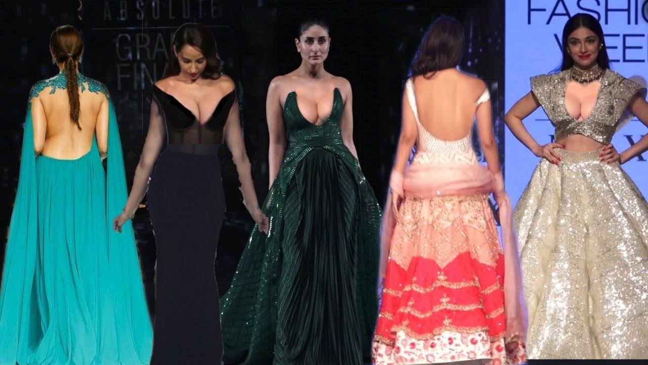 Bollywood Actresses Gorgeous Entry on Ramp Walk @LFW2020   Ileana D'Cruz, Kareena, Malaika, Nor