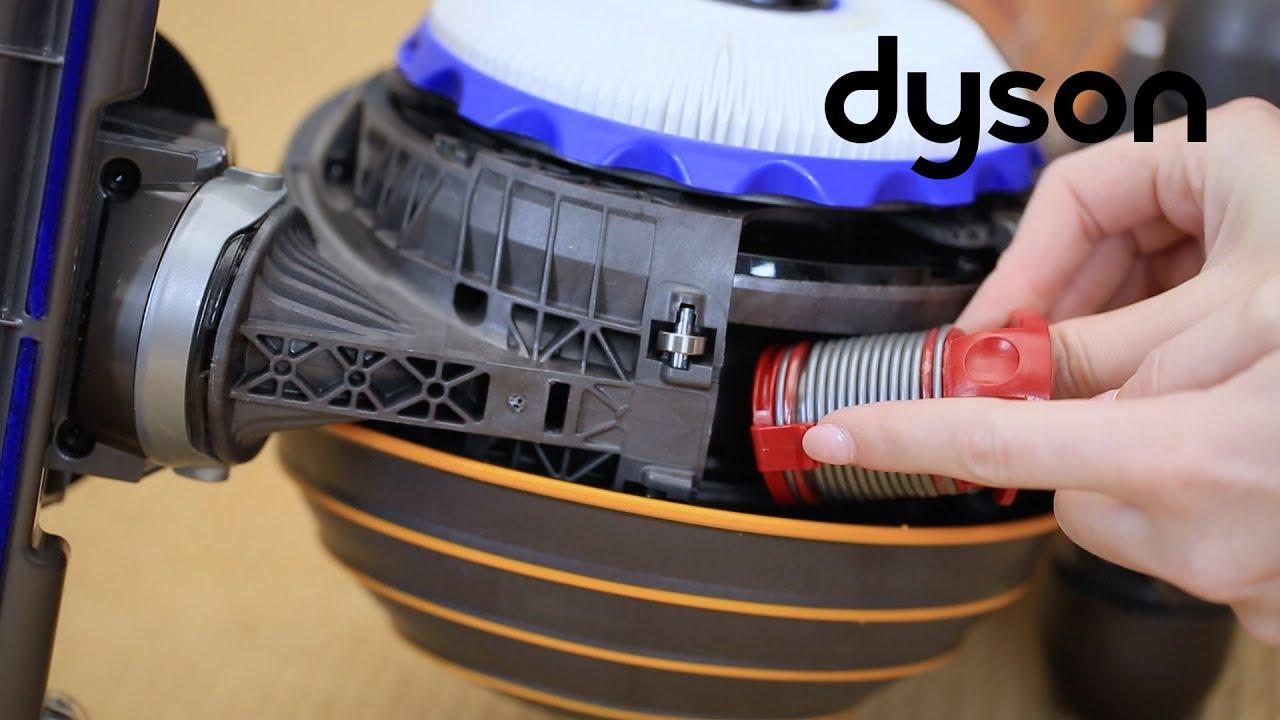 Dyson Ball Multi Floor 2 upright vacuum  Replacing the