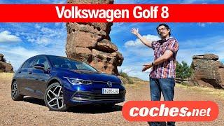 Volkswagen GOLF 2020 (VW Golf 8) | Prueba / Test / Review en español | coches.net