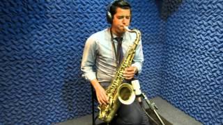 Happy - Sax Cover - Diogo Pinheiro