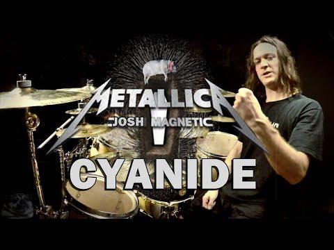 METALLICA  Cyanide  Drum
