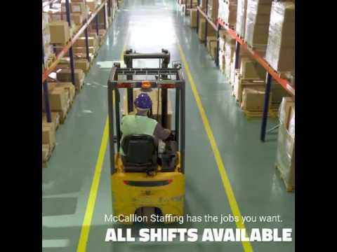 Now Hiring for Warehouse Jobs in Pennsylvania