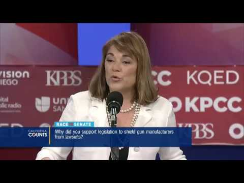 California Counts: U.S. Senate Debate