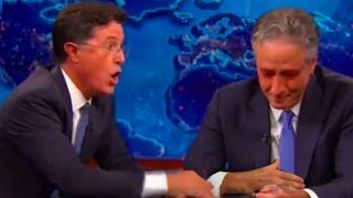 Jon Stewart LAST SHOW HIGHLIGHTS - Final Daily Show Clips