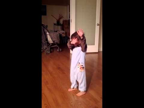 arjun dancing to chammak chalo