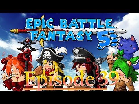 Epic Battle Fantasy 5 (Steam) - Episode 39: Back To Telperion [Epic Mode]