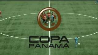 Copa Panamá 2015 - AD Orion x Jaraguá/Engemon - 1º tempo