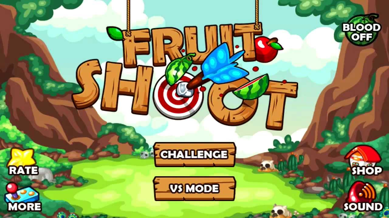 Fruit shoot game - Fruit Shoot Review For Android
