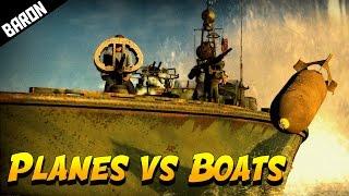 Planes vs Boats, Torpedo Hat Trick! - War Thunder Ships Gameplay