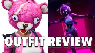 CUDDLE TEAM LEADER | REVIEW | 2000 VBUCKS | Fortnite Battle Royale Reviews #3