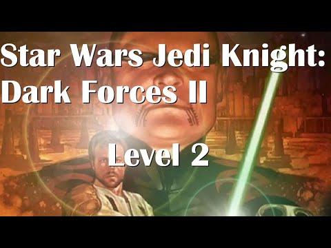 Star Wars Jedi Knight: Dark Forces II - Level 2 Lost Disk |
