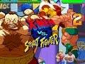 ZANGIEFINITE: X-Men Vs. Street Fighter - Online Matches
