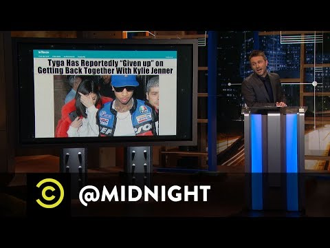 Who the Hell Is That? - @midnight with Chris Hardwick