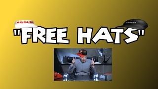 One Year Later... Where's All These Free Hats Roblox?
