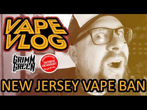 3/2/17 NJ Vape Ban!! ~ Vitamin tank ~ Sherman RTA~ LavaTube V2
