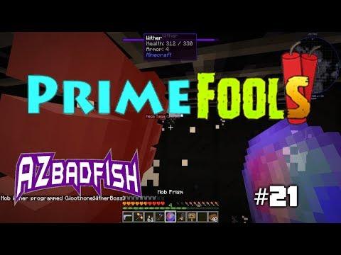 PrimeFools (Modded SMP) #21 - Starry Night