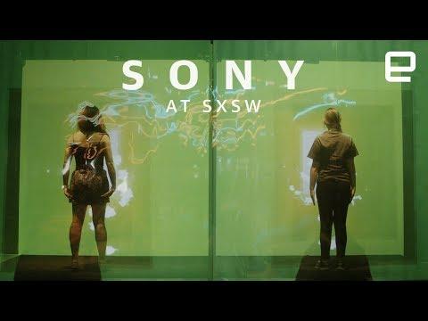.索尼叕來炫技了,這次要把 AR 和「全像影像」玩出新高度?