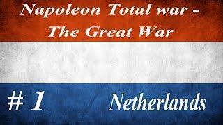 Napoleon Total war - The Great War Mod - Netherlands