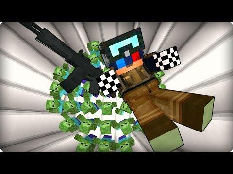 ⚠️Меня съели зомби? [ЧАСТЬ 36] Зомби апокалипсис в майнкрафт! - (Minecraft - Сериал)