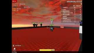 Lordand98 VS Exsto - ROBLOX Duel