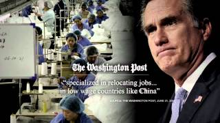 The Cheaters - Obama for America TV Ad