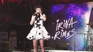 Irina Rimes - Iubirea noastra muta Live Festival Estival