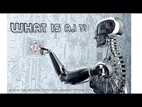 What Is Artificial Intelligence (AI) ??