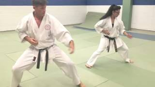 Video The Importance Of Using Your Whole Body In Kata download MP3, 3GP, MP4, WEBM, AVI, FLV Juli 2018