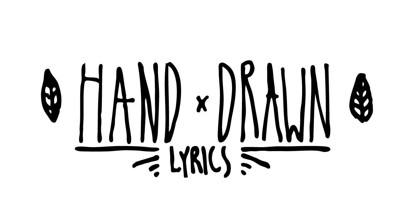 How To Create Hand Drawn Worship Lyrics | Church Media Drop