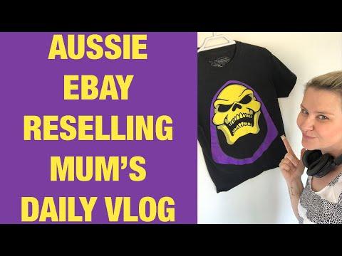 Aussie EBay Sellers Daily Vlog | EBay Full Time Seller | EBay Australia