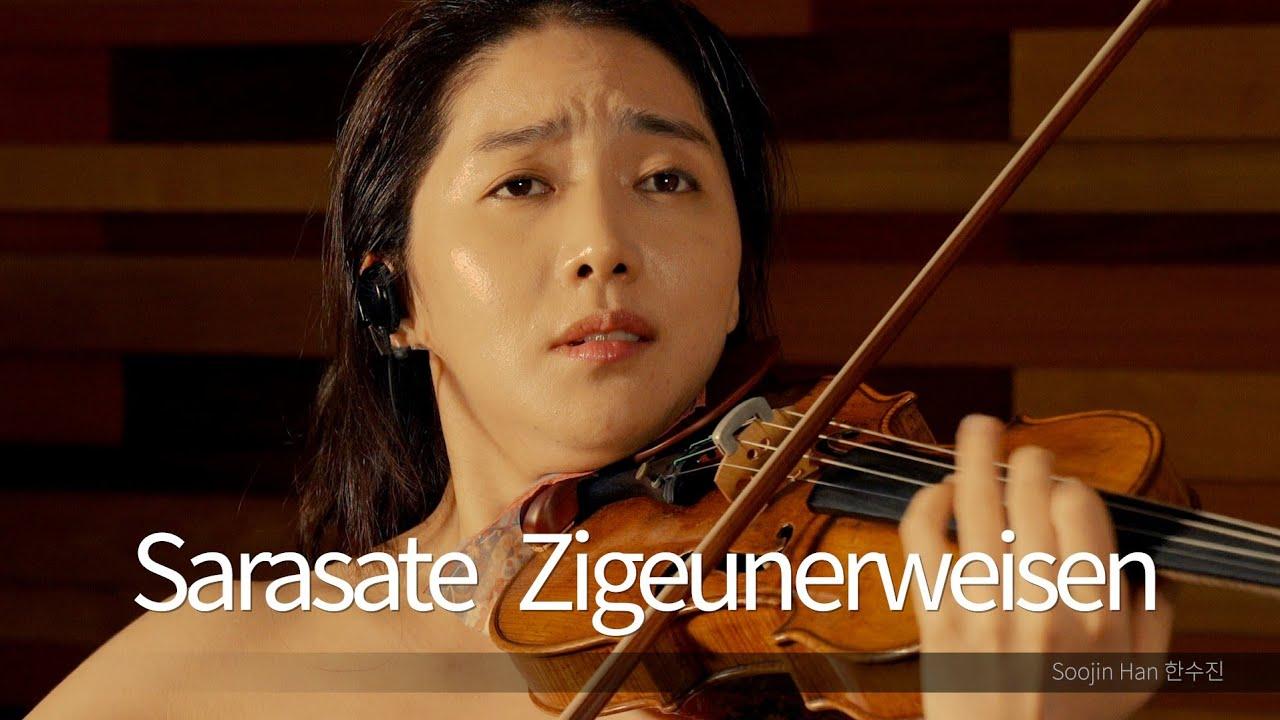 Sarasate Zigeunerweisen - Soojin Han, Sihyun Lee
