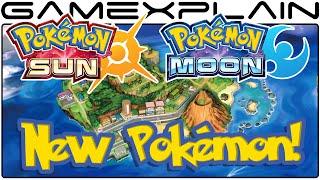 2 NEW Pokémon Revealed in Latest CoroCoro Magazine - Pokémon Sun & Moon