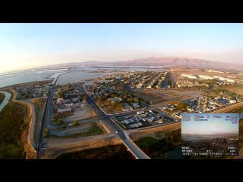 TBS Vendetta Super Long Range FPV 2.4 GHz Video with GPS, 2+ Miles